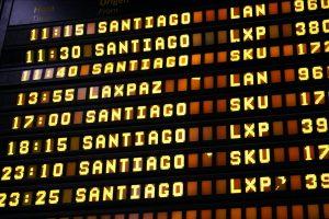 códigos de aeropuertos del mundo