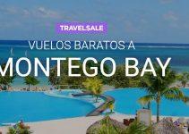vuelos a montego bay jamaica